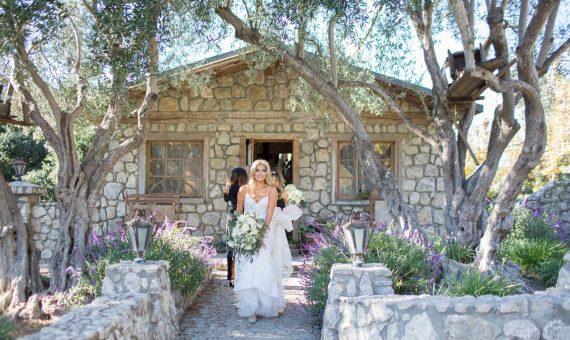 Bride at Whispering Rose