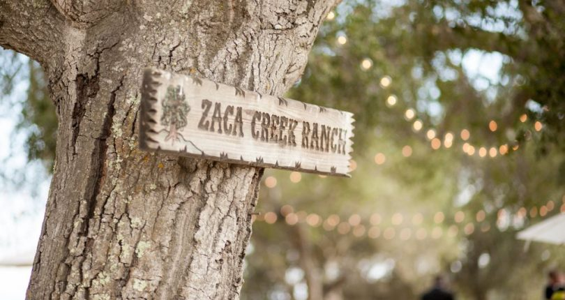 Zaca Creek Wedding Part II  ~  Details  ~  Courtney & Mark