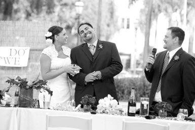 Casa De La Guerra Wedding