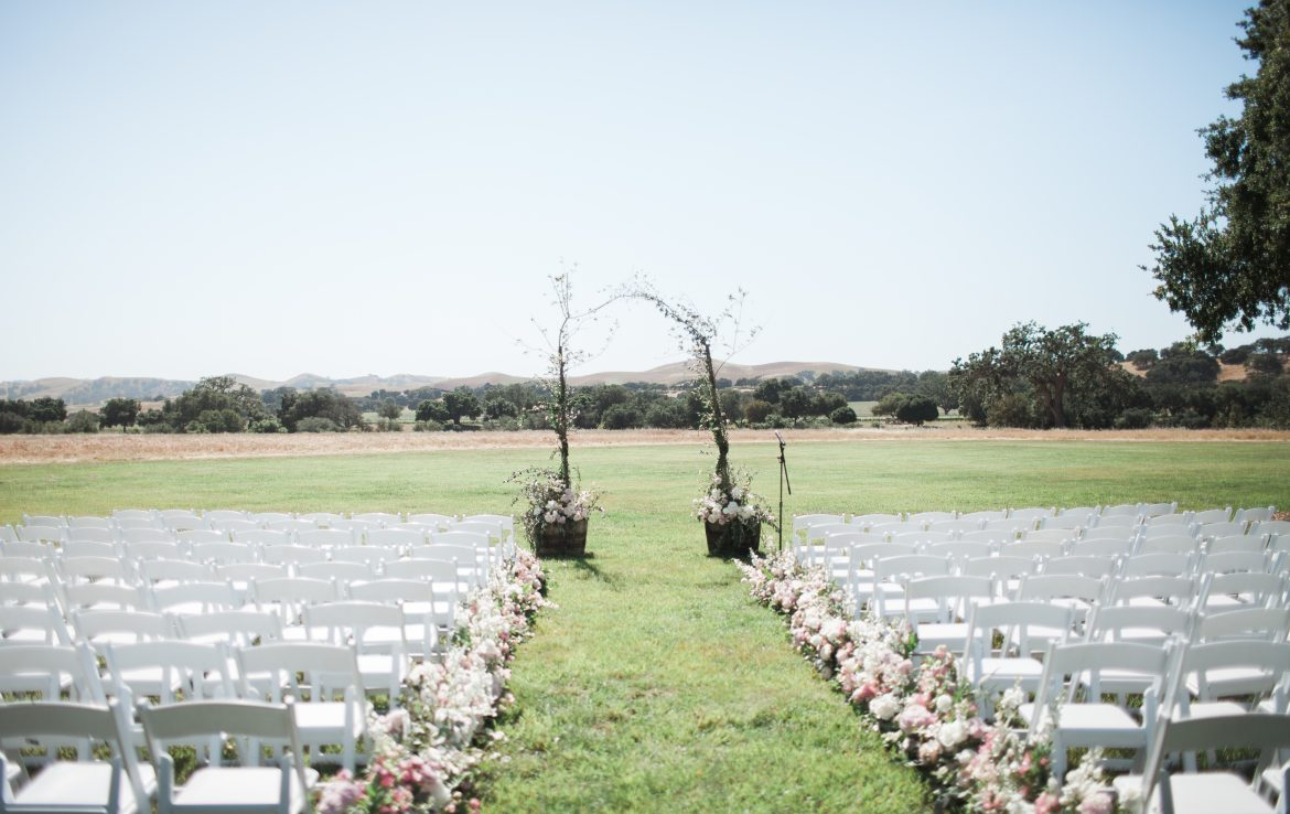 Open Fields for Ceremony
