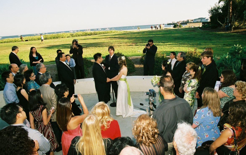 Santa Barbara Beach Ceremony