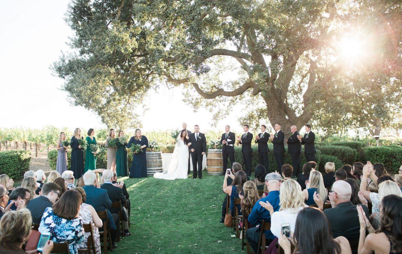 Ceremony Under The Treef