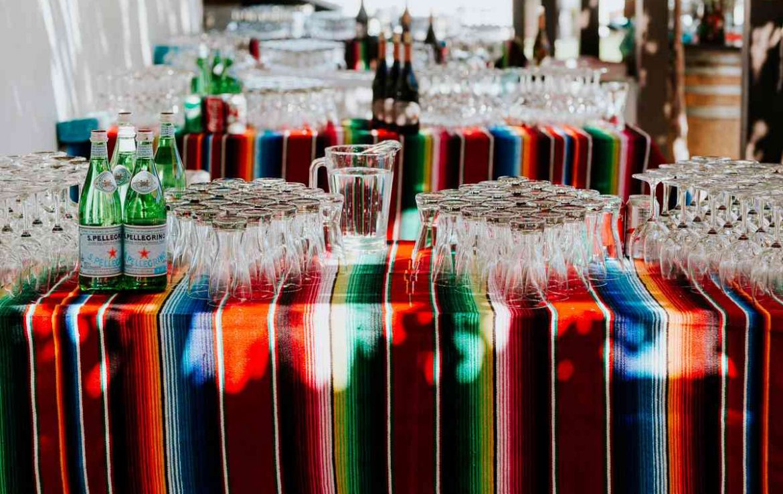 Colorful Bar & Linen