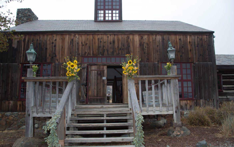 Rustic Farmhouse at Figueroa