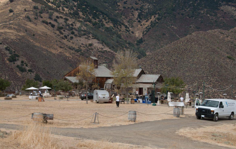 Rustic Farmhouse Wedding Location