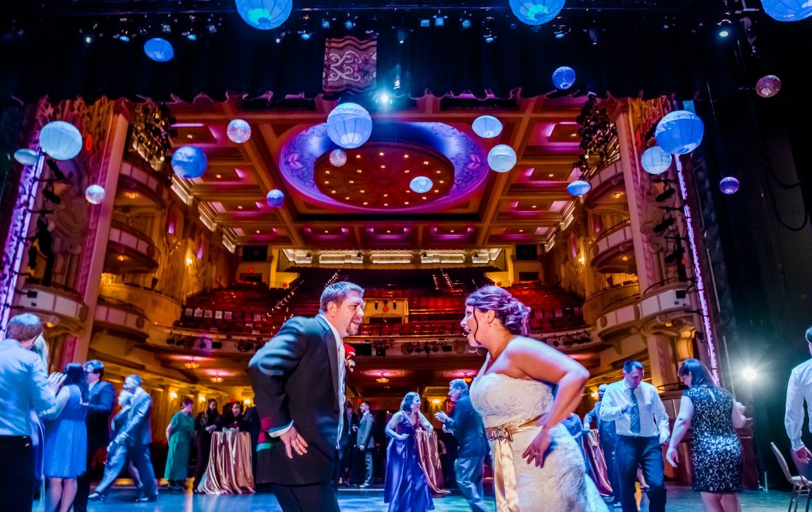 Granada Theatre Wedding