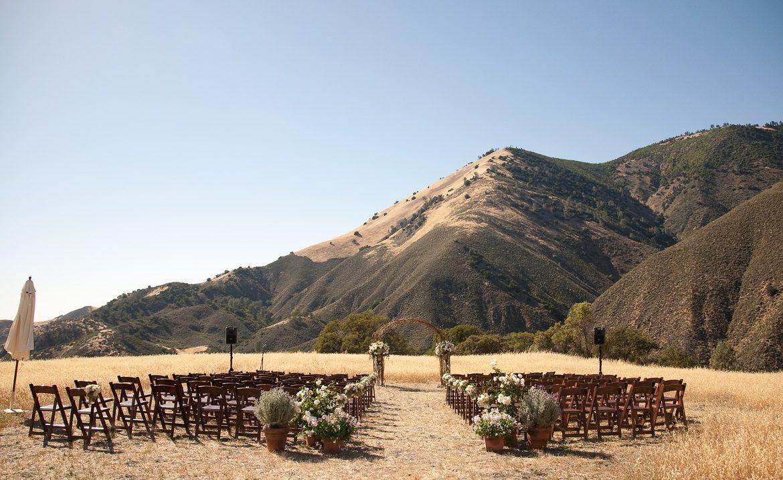 Scenic Ceremony Location
