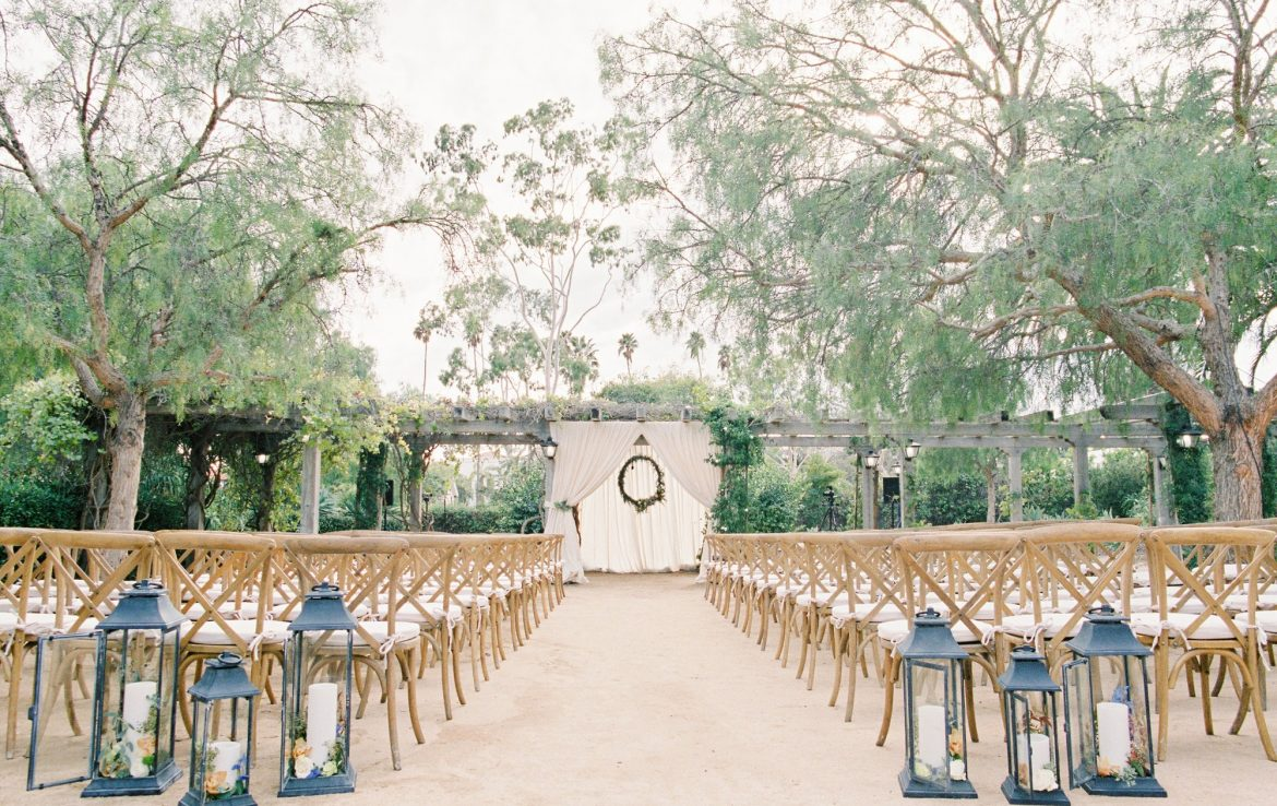 Outdoor Ceremony at Historical