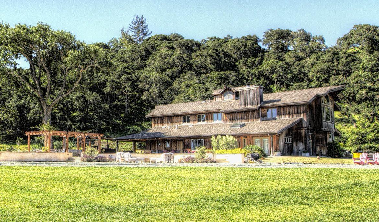 Santa Ynez Private Ranch House