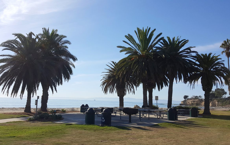 Oceanfront Beach Event Space