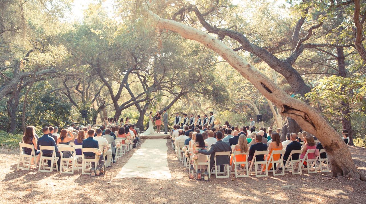 Natural History Museum Santa Barbara Wedding