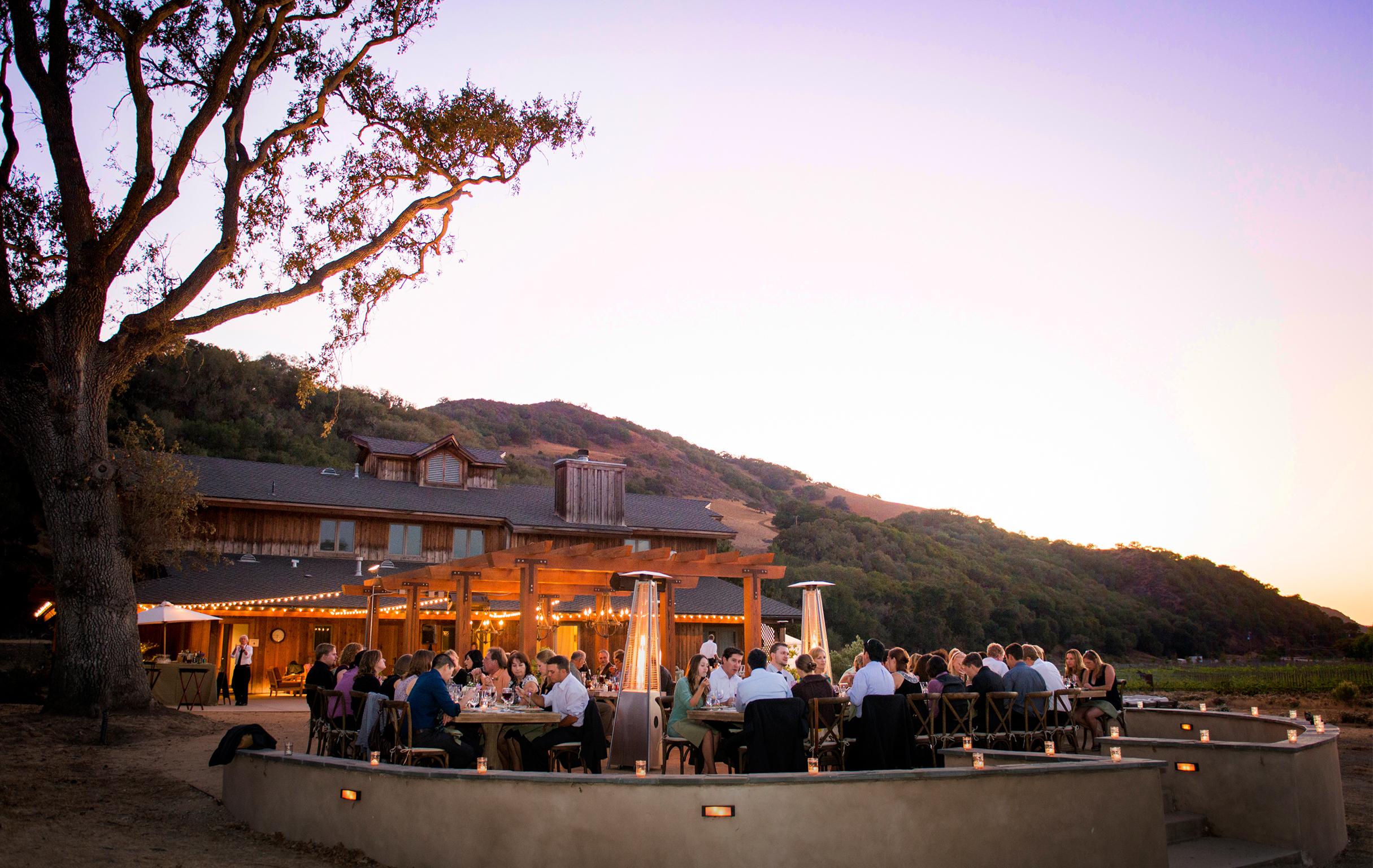 Private Santa Ynez Ranch Vineyard