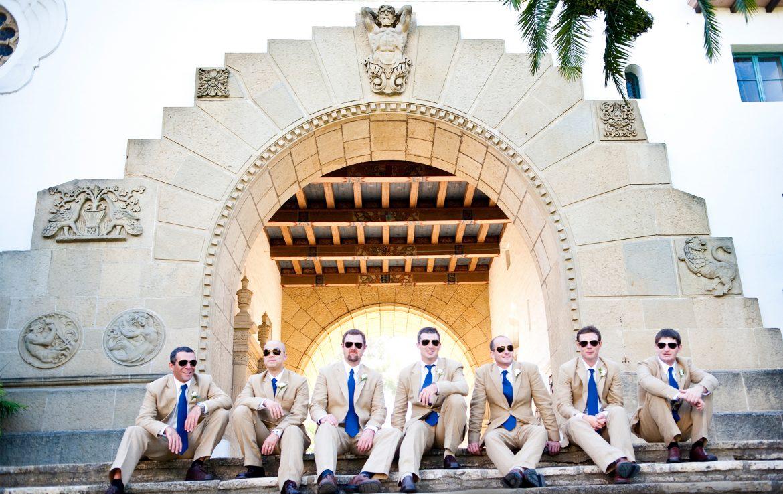 Wedding Santa Barbara Courthouse 1100 Anacapa St Ca 93101 Usa