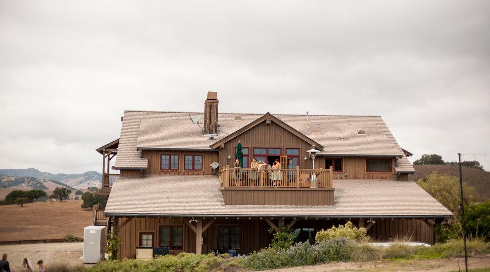 Ranch House & Balcony