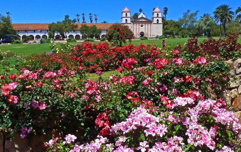 Mission Rose Garden - Lawn - Santa Barbara Venues
