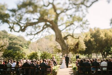 Natural Ceremony Reception