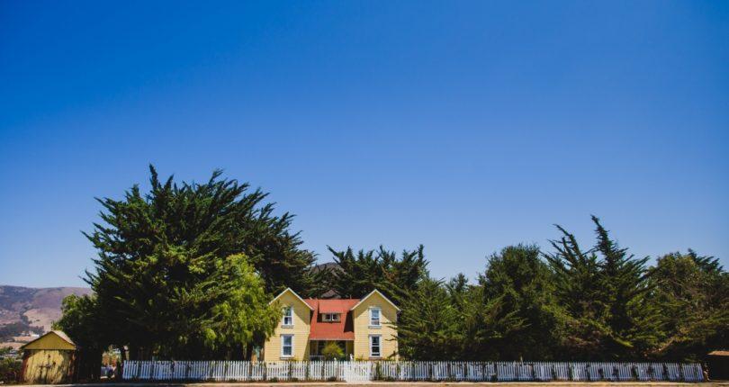 The Caballos Ranch House