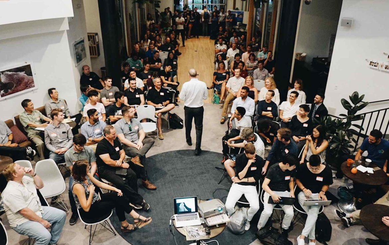 corporate lecture venue