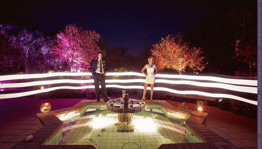Bright Lights at Casitas Estate