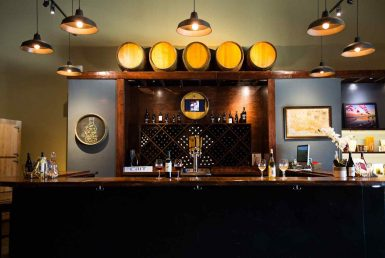 Wine Tasting Room Bar