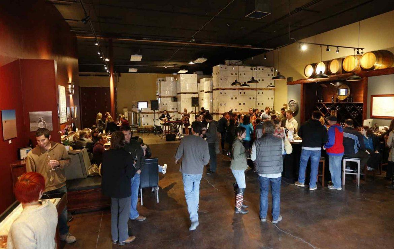 Wine Warehouse event