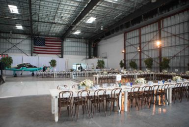 industrial event venue